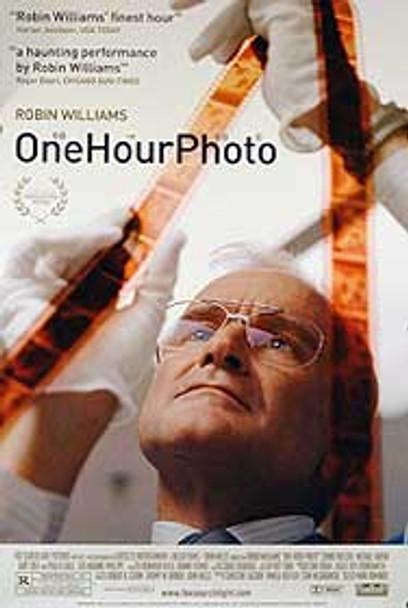 ONE HOUR PHOTO (Double Sided Regular) ORIGINAL CINEMA POSTER