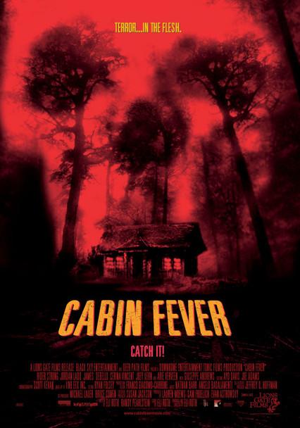 CABIN FEVER (Single Sided Regular) ORIGINAL CINEMA POSTER
