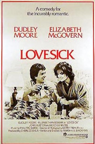 LOVESICK (Single Sided Regular) ORIGINAL CINEMA POSTER