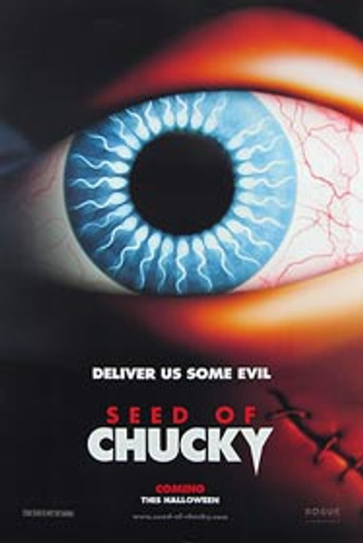 SEED OF CHUCKY (Double Sided Advance) ORIGINAL CINEMA POSTER