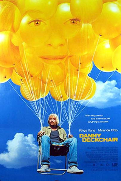 DANNY DECKCHAIR (Single Sided Regular) ORIGINAL CINEMA POSTER