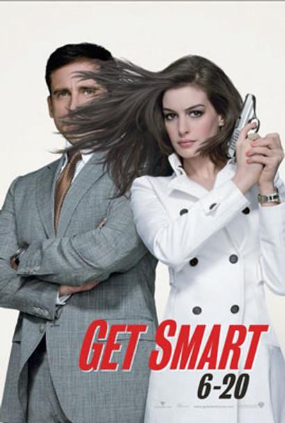 GET SMART (Double Sided Advance) ORIGINAL CINEMA POSTER