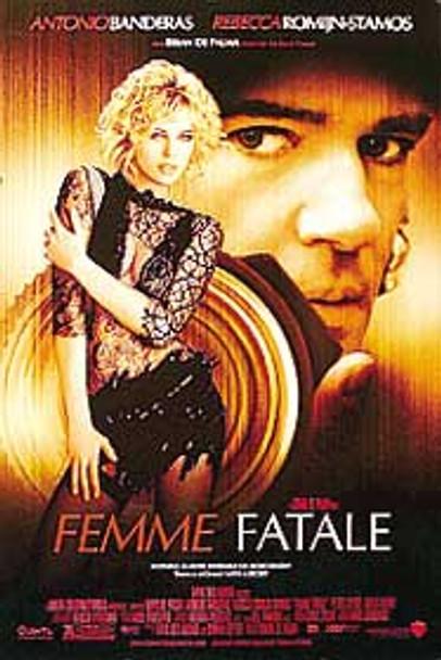 FEMME FATALE (Double Sided Regular) ORIGINAL CINEMA POSTER