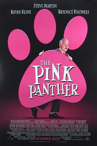 THE PINK PANTHER (Single Sided Regular) ORIGINAL CINEMA POSTER