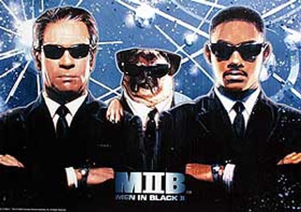 MEN IN BLACK 2 (Reprint) REPRINT POSTER
