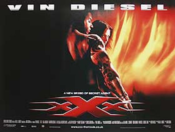 XXX (Regular) ORIGINAL CINEMA POSTER