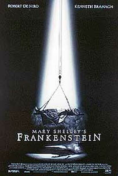 FRANKENSTEIN SINGLE SIDED) ORIGINAL CINEMA POSTER