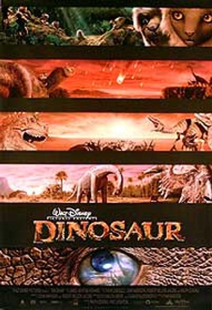 DINOSAUR (DOUBLE SIDED REGULAR) ORIGINAL CINEMA POSTER