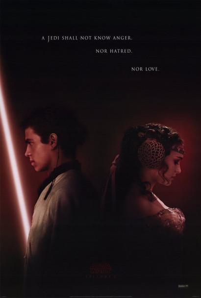 Star Wars Episode II Poster
