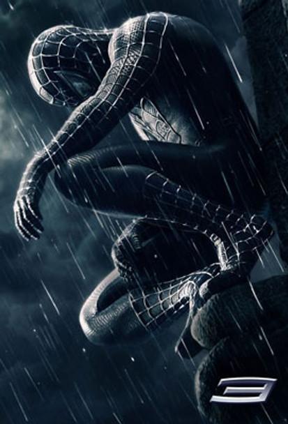SPIDER-MAN 3 (Single Sided Advance Venom) ORIGINAL CINEMA POSTER