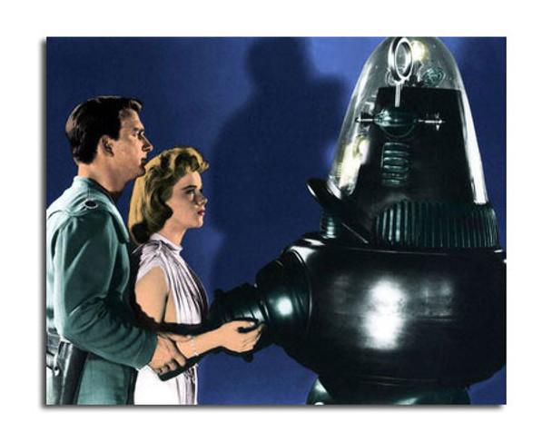 Forbidden Planet Movie Photo (SS3641014)