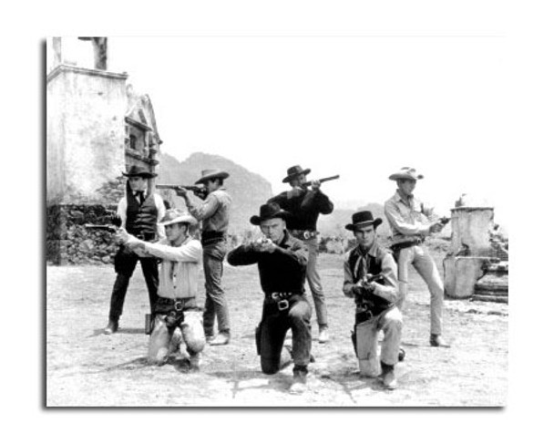 The Magnificent Seven Movie Photo (SS2470299)