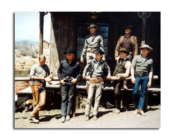 The Magnificent Seven Movie Photo (SS3642041)