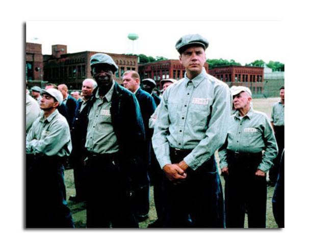 The Shawshank Redemption Movie Photo (SS3644433)