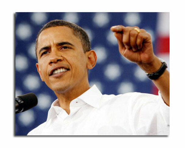 Barack Obama Movie Photo (SS3618888)