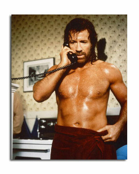 Chuck Norris Movie Photo (SS3619733)