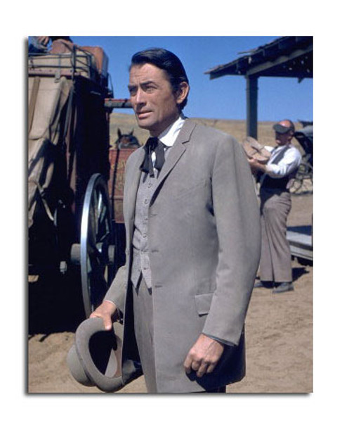 Gregory Peck Movie Photo (SS3642314)