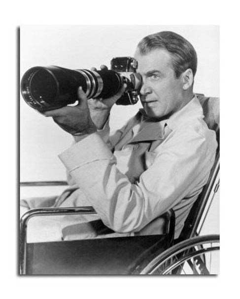 Rear Window Movie Photo (SS2455882)