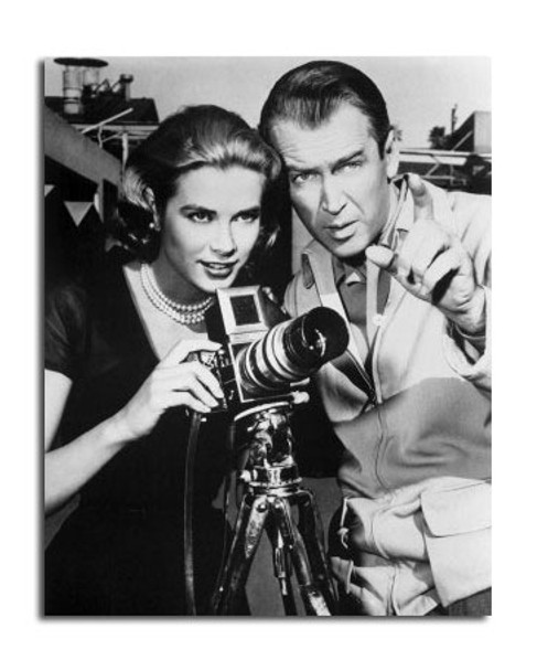 Rear Window Movie Photo (SS2455908)
