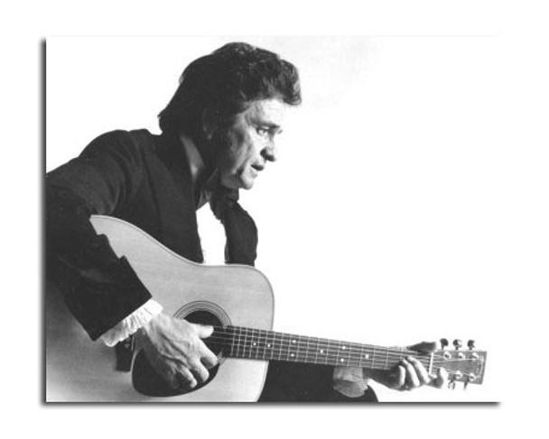 Johnny Cash Music Photo (SS2456324)