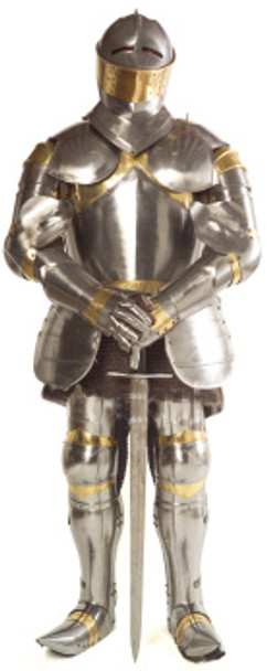Knight in Shining Armour - Lifesize Cardboard Cutout / Standee