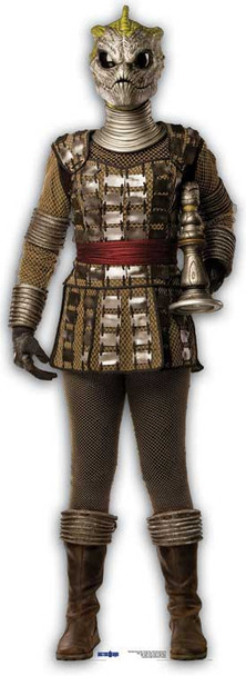 Silurian - BBC Doctor Who / Dr Who / Dr. Who - Lifesize Cardboard Cutout / Standee