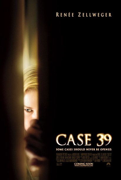 CASE 39 Poster