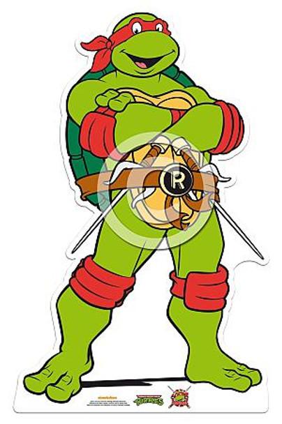 TMNT Raphael - Cardboard Cutout