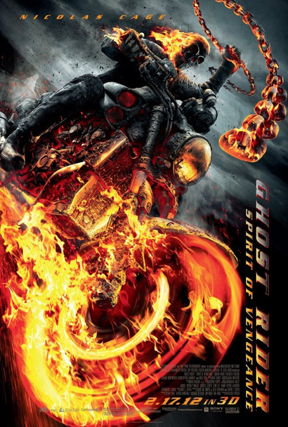 GHOST RIDER 2 Poster