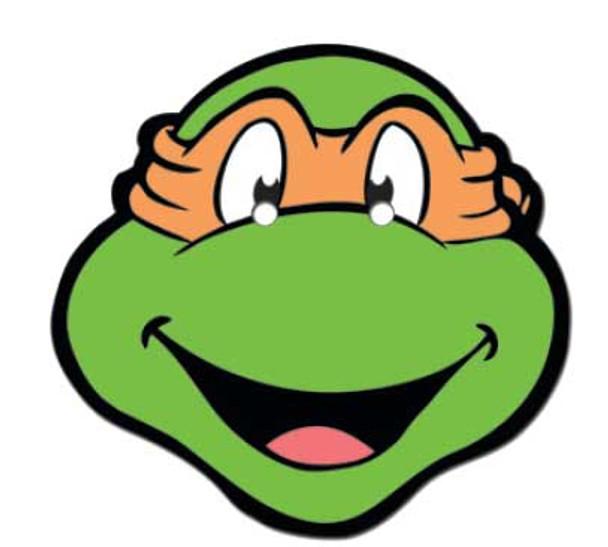 Michelangelo Face Mask