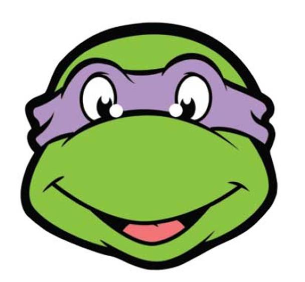 Donatello Face Mask