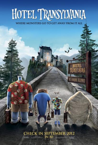 HOTEL TRANSYLVANIA Poster