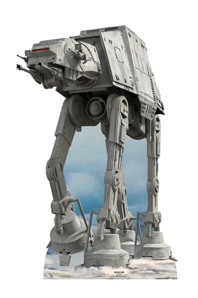 AT-AT Walker Star Wars Cardboard Cutout