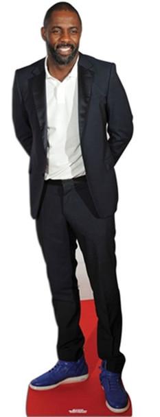 Idris Elba Cutout