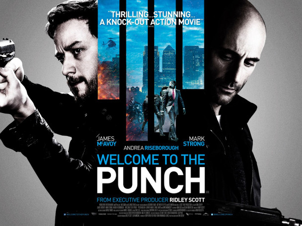 WELCOME TO THE PUNCH Poster (Quad)