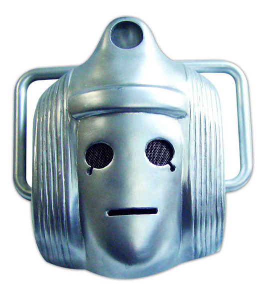 Classic Cyberman Doctor Who Face Mask