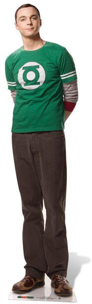 Dr Sheldon Cooper Cutout