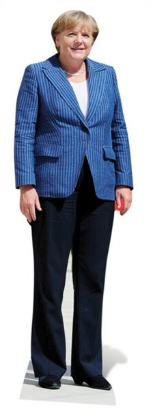 Angela Merkel Cardboard Cutout