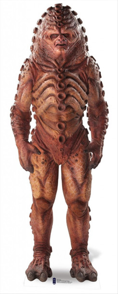 Zygon Doctor Who 50th Anniversary Cardboard Cutout