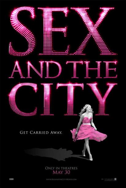 Sex and the City Original Movie Poster