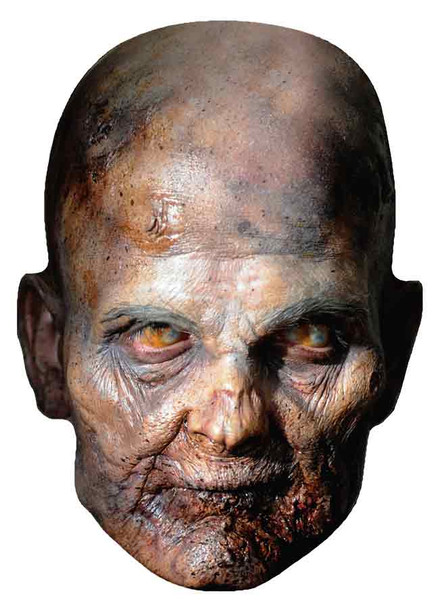 The Walking Dead Raisin Zombie Party Face Mask