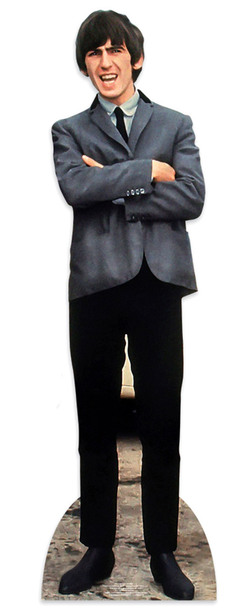 George Harrison Cardboard Cutout