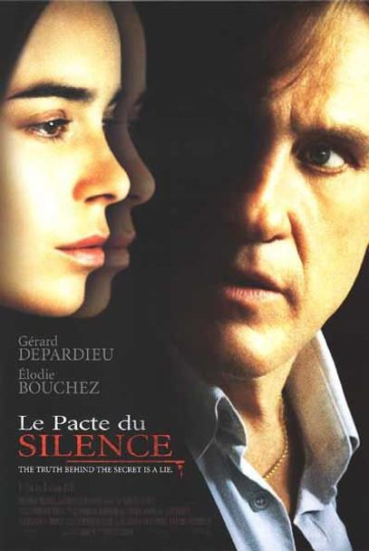 Le Pact De Silence (2003) ORIGINAL CINEMA POSTER