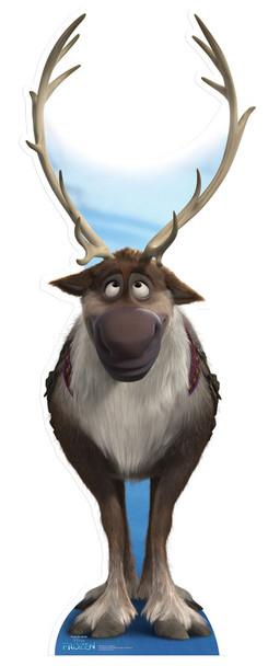 Sven from Frozen Cardboard Cutout