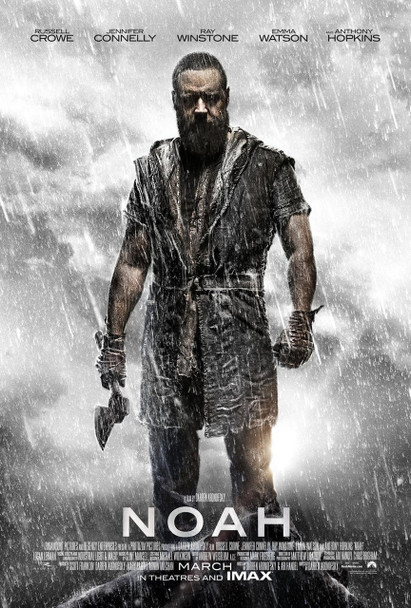 Noah Original Movie Poster One Sheet