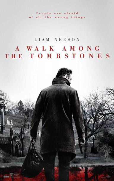 A Walk Among The Tombstones Original Movie Poster