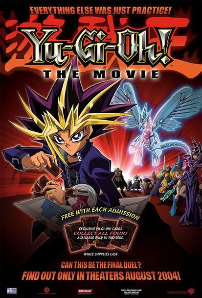 Yu-Gi-Oh Poster