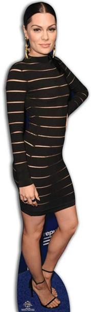 Jessie J Lifesize Cardboard Cutout