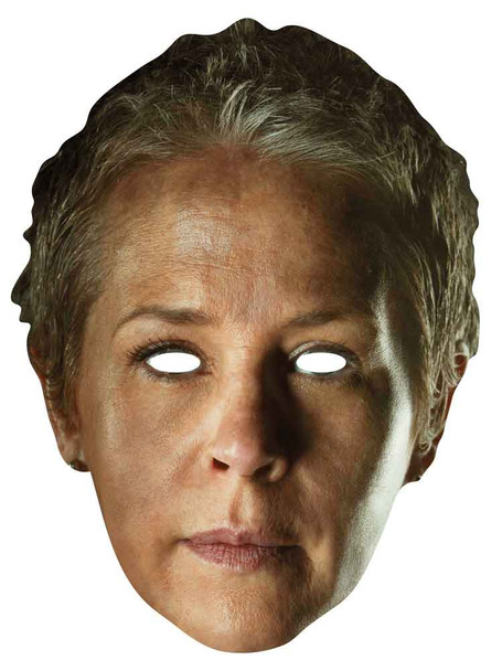 Carol Peletier The Walking Dead Party Face Mask
