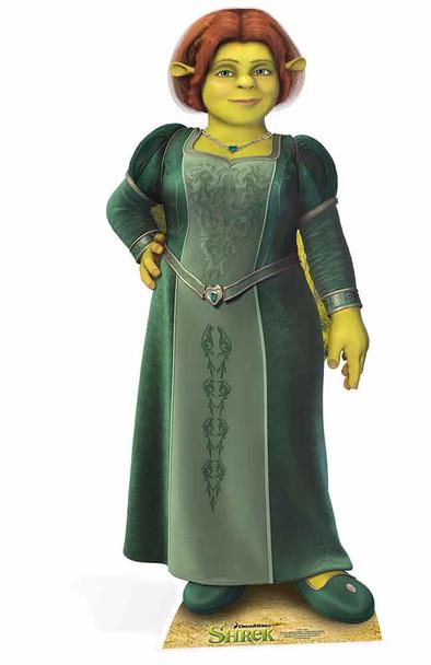 Princess Fiona from Shrek Cardboard Cutout